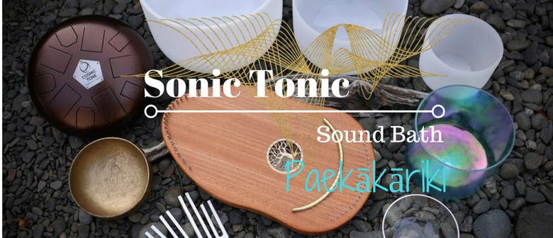 Sonic Tonic Sound Bath