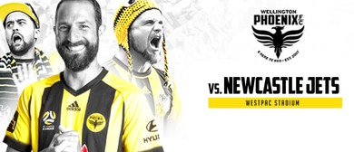Wellington Phoenix VS Newcastle Jets
