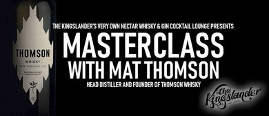Thomson Masterclass With Mat Thomson
