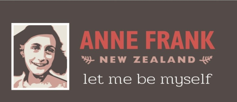 Anne Frank - Let Me Be Myself Exhibition