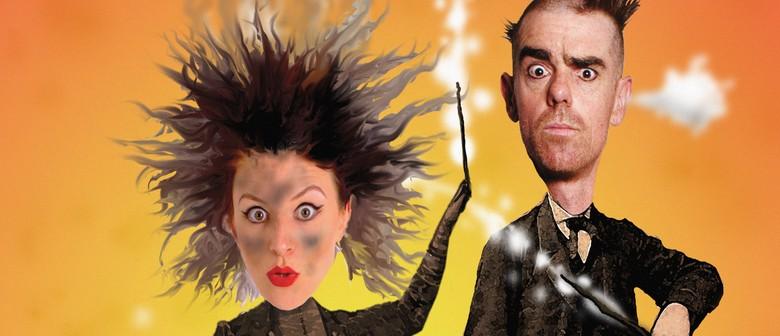 Messy Magic Adventure - Arts on Tour NZ
