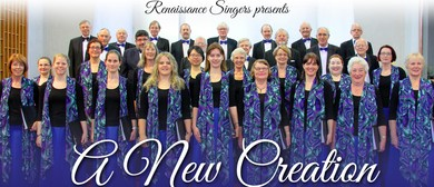 Renaissance Singers - A New Creation