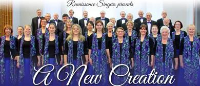 Renaissance Singers - A New Creation
