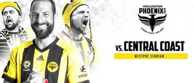 Wellington Phoenix VS Central Coast Mariners