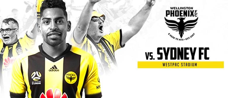 Wellington Phoenix VS Sydney FC