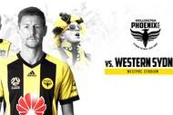 Image for event: Wellington Phoenix VS Western Sydney Wanderers FC