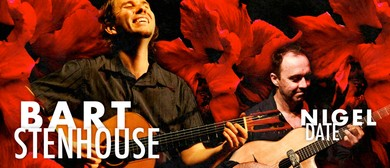 Bart Stenhouse & Nigel Date – Flamenco Gypsy Jazz Tour