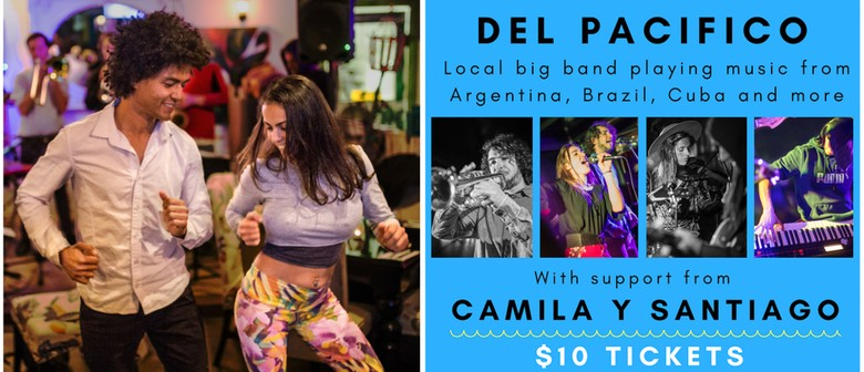 Latin Fiesta with 9 Piece Band