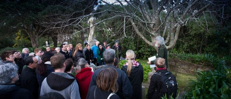 Guided Tour of Bolton Street Cemetery's Built Heritage