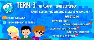 Coding & Minecraft Programming Club