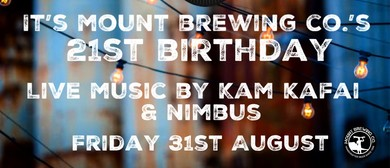 Nimbus - Mt Brewing Birthday