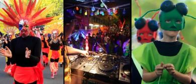 Masked Parade & Carnivale - Nelson Arts Festival