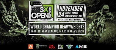 Monster Energy S-X Open