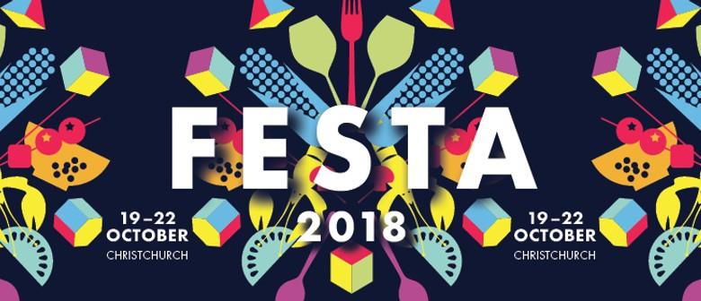 Festa 2018 A Public Festival Of Architecture Design Food