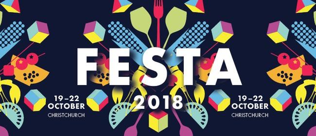 FESTA 2018: A Public Festival of Architecture, Design & Food