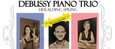 Waipu House Concert - Debussy Piano Trio