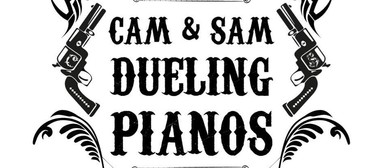 Cam and Sam Dueling Pianos