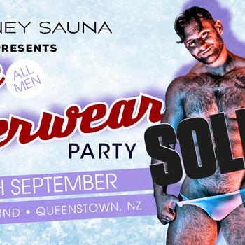 Sydney Sauna Presents: The Urge Underwear Party