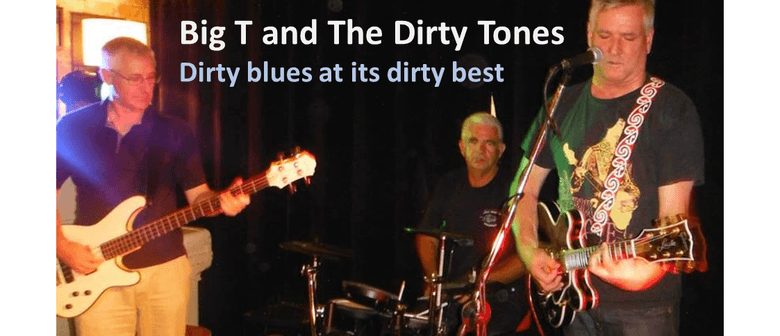 Big T and The Dirty Tones - Rockin' Blues Music