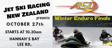 Action Sports Direct Jet Ski Racing Winter Finals