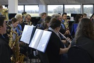 Image for event: Rotorua Symphonic Band Rehearsal