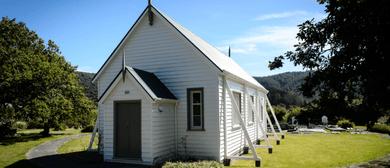 Wainuiomata Pioneer Church & Churchyard Open Day