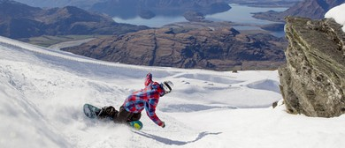 Ski & Snowboard Holiday Programme – Beginner/Intermediate
