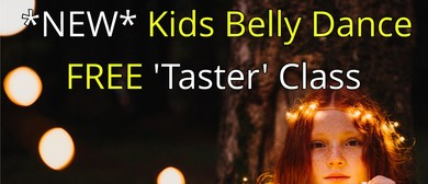 Kid's Belly Dance – Taster Class