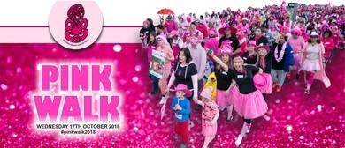 Rotorua Breast Cancer Trust Pink Walk 2018