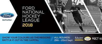 2018 Ford National Hockey League