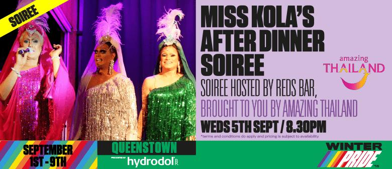 Miss Kola's Cabaret Soiree (After Dinner)