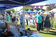 Image for event: Lincoln Farmers' and Craft Market