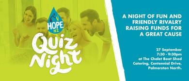 HOPENZ Quiz Night