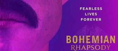 Bohemian Rhapsody Movie - Fundraiser for The Neonatal Trust
