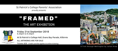 Framed - The Art Exhibition