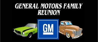 General Motors Family Reunion 2018