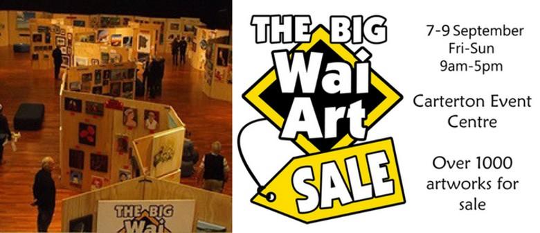 The Big Wai Art Sale