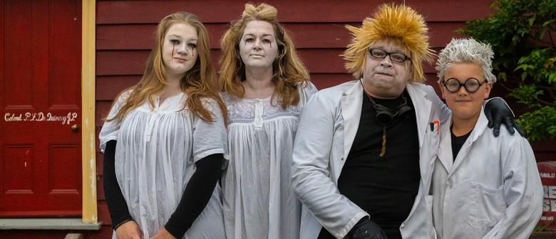 Guising at Halloween