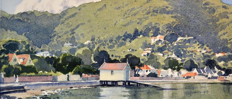 Alan Collins - Watercolours