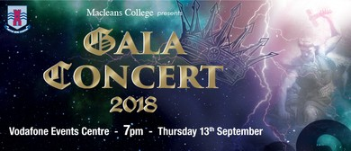 Macleans College Gala Concert 2018
