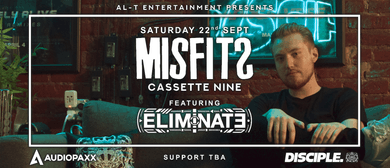 Misfits XL - Ft Eliminate