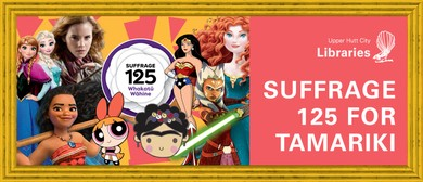Suffrage 125: Great Women of History Storytime