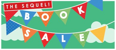 Massive Book Sale - The Sequel!