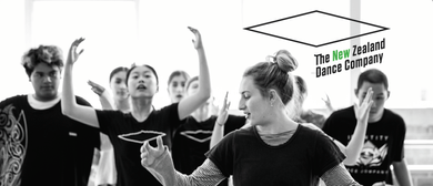 2018 Spring School - The New Zealand Dance Company