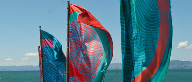 The Flag Project - Nelson Arts Festival