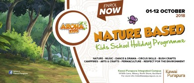 Aroha Kids Holiday Programme