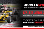 Image for event: Speed Works Motorsport NZ Championship, Dorothy Smith Trophy
