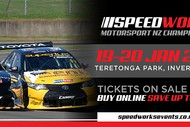 Image for event: Speed Works Motorsport NZ Championship