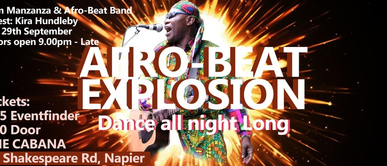 Afro-Beat Explosion