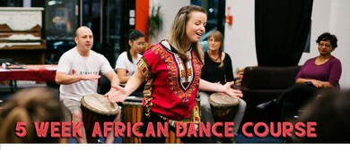 African Inspired Dance Course